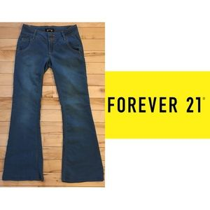 Forever 21 Flare Jeans Size 26